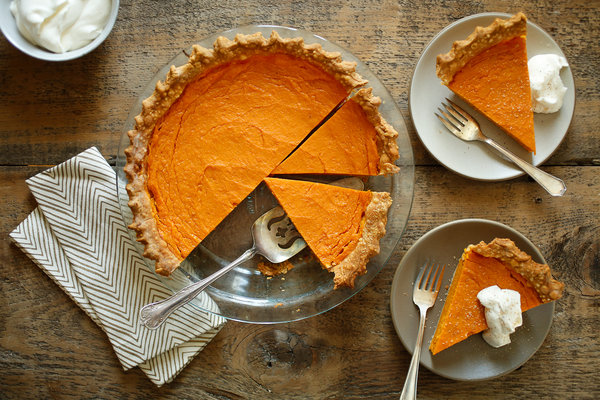 Sweet Potato Pie - NYT Cooking