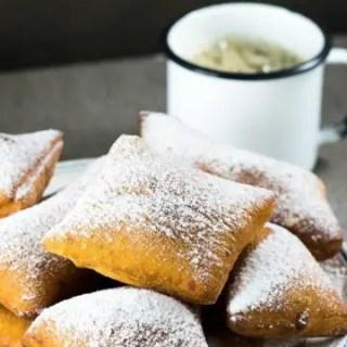 Receita de Beignets, um clássico de New Orleans | Travel Cook Tell