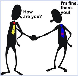 como iniciar uma conversa - how are you