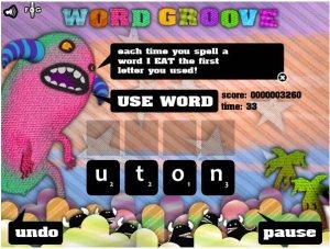 Word-Groove