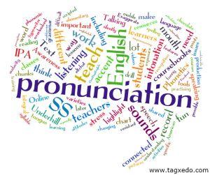 pronuncia em ingles