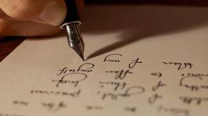 writing em inglês