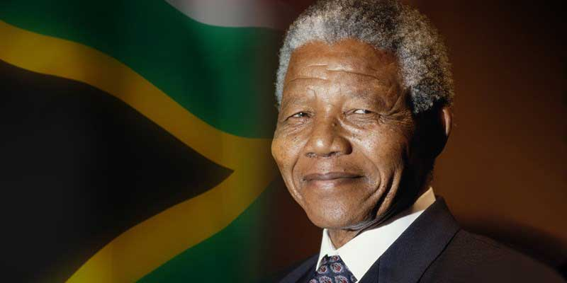 Curiosidades da África do Sul Nelson Mandela