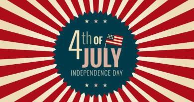 Feriado de 4 de Julho nos Estados Unidos, confira