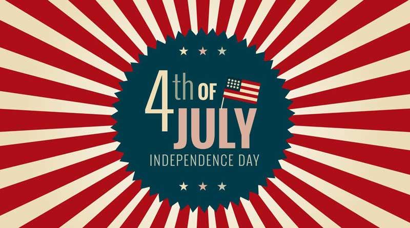 Feriado De  De Julho Nos Estados Unidos Confira