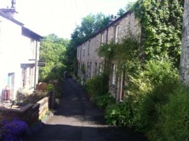 Ingleton village