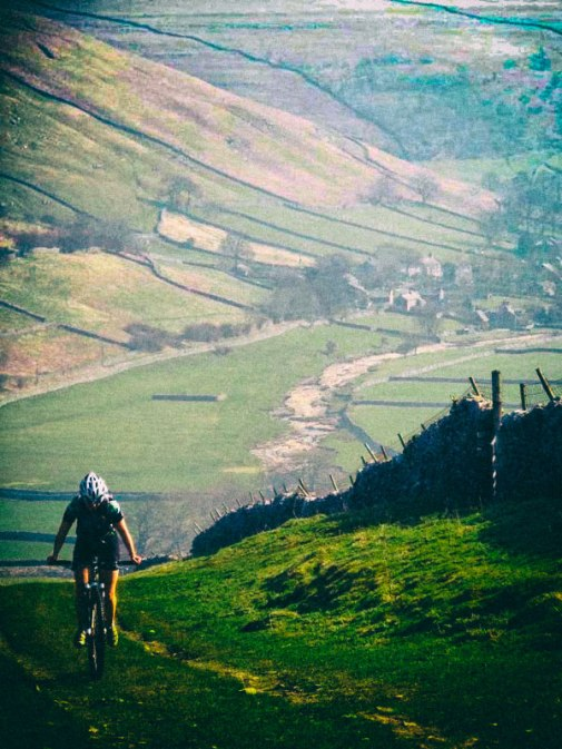 Ingleton, Yorkshire Dales mountain biking