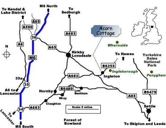 acorn-cottage-ingleton-map