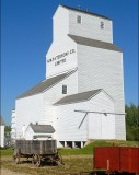 Patterson Grain Elevator - Inglis Grain Elevators National Historic Site