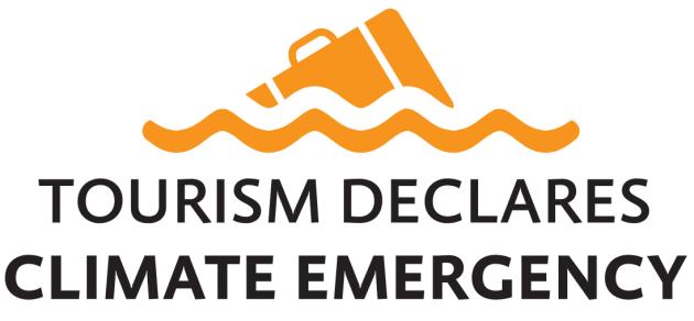 tourism declares banner