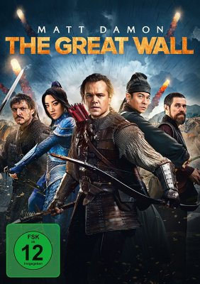 The Great Wall DVD