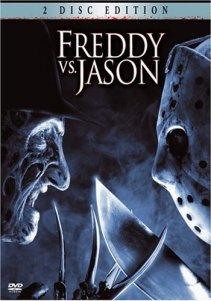 Freddy vs. Jason DVD