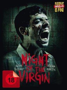 The Night of the Virgin Mediabook