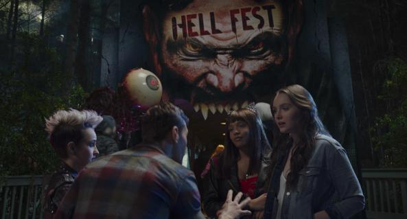 Hell Fest Slasher Full movie