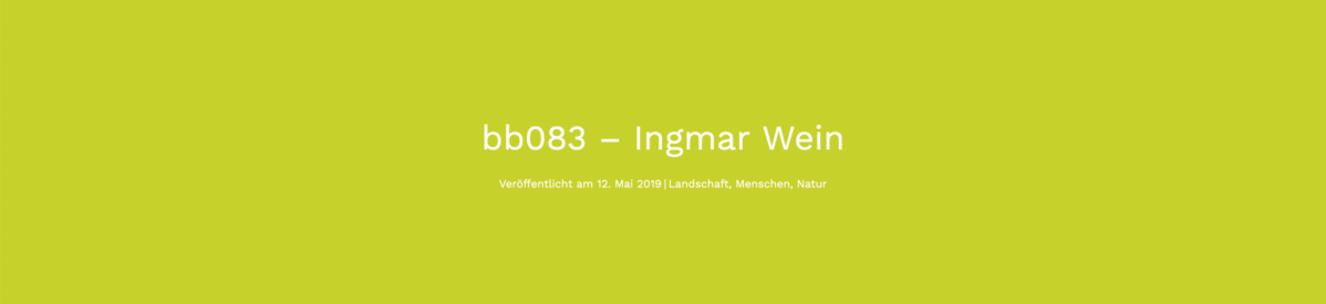 Podcast mit Martin Dörsch