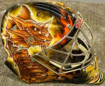 Goalie-Mask-Dragon-David-Leroux