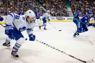 Phil Kessel on the breakout