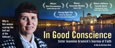 Image result for in good conscience documentary