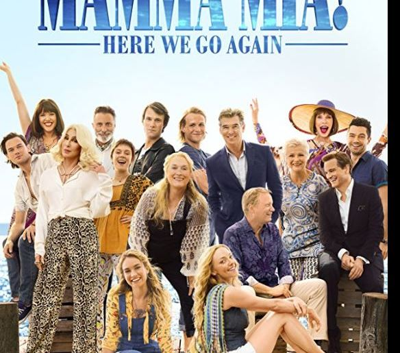 mamma mia here we go again movie review on