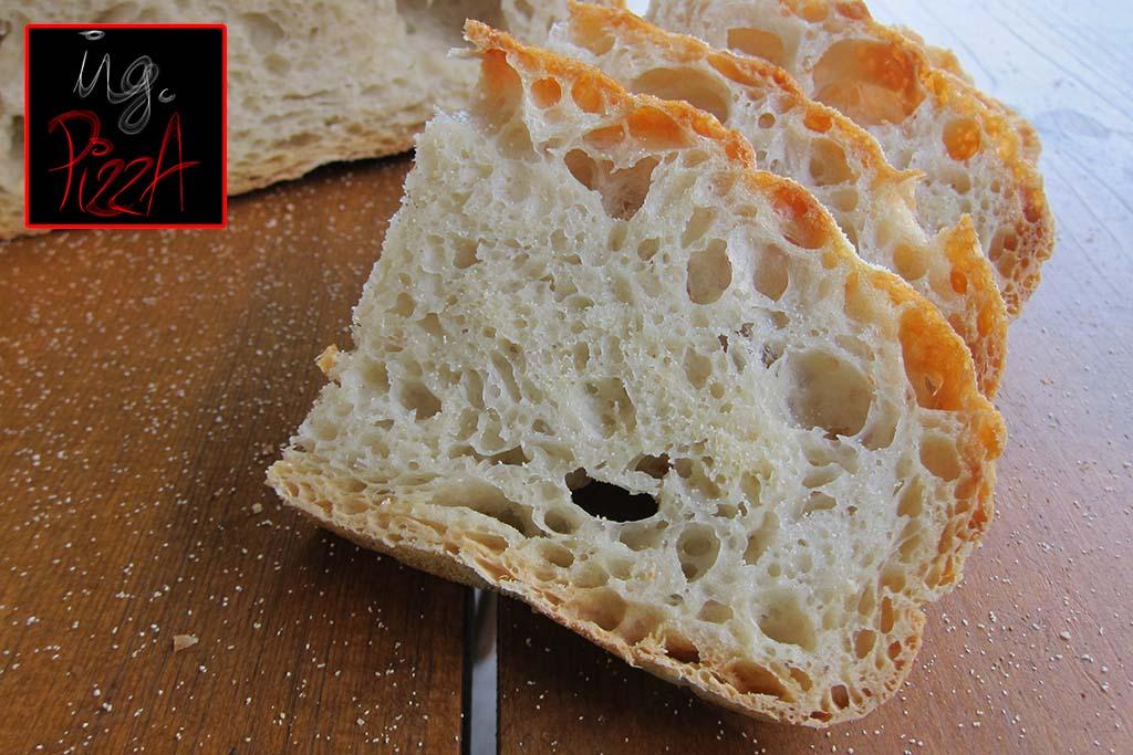 PANE SENZA IMPASTO – NO-KNEAD BREAD