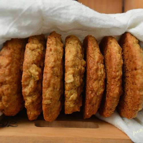 Ingrained | Oatmeal Cookie Crate