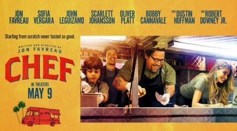 Chef: uma comédia deliciosa