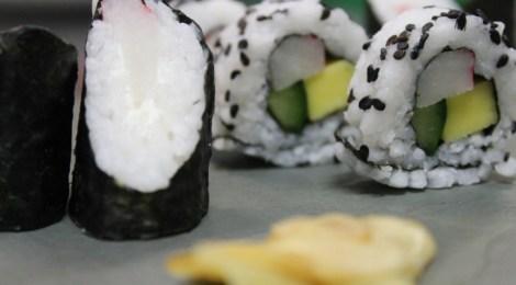 Como degustar o sushi de forma correta