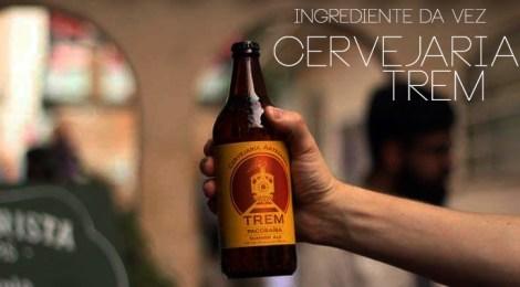 'Trem' também pode ser uma Cervejaria