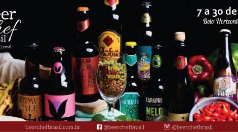 Ingredientes mineiros são destaque no Beer Chef Brasil