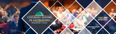 Congresso Mineiro de Gastronomia