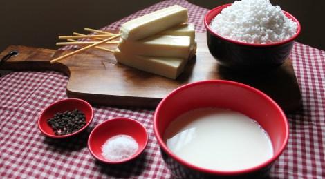 #queijo | Receita Dadinho de Tapioca