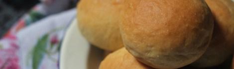 Receita Pão de Leite