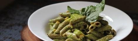 Pesto de Espinafre