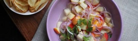 Ceviche de Caju