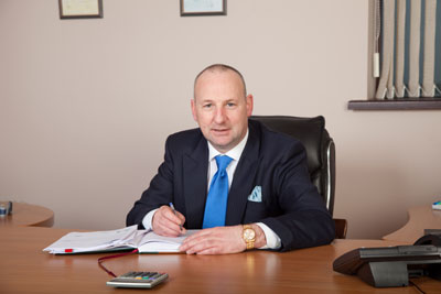 Ian Galletly, Managing Director of Ingredient Solutions