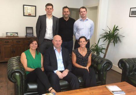 Ingredient Solutions Sales Team