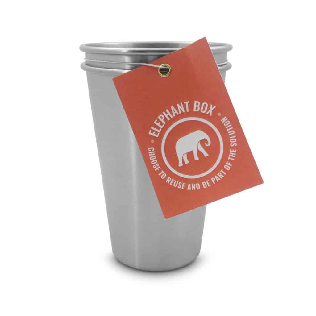 2 Elephant Cups