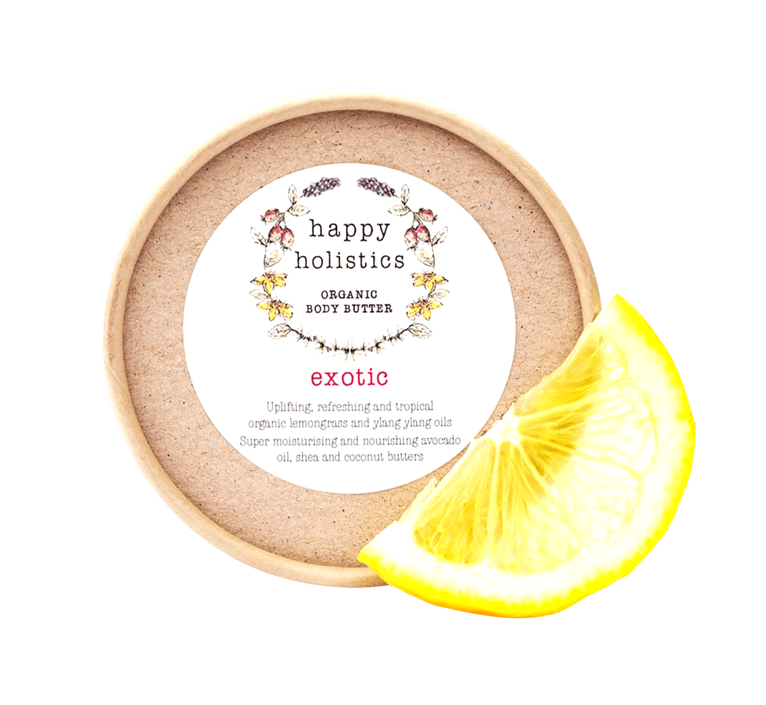 Happy Holistic Exotic Body Butter