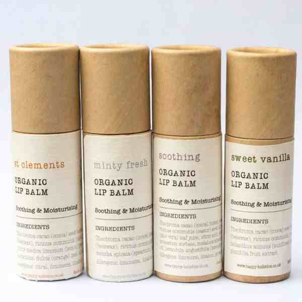 Happy Holistic Lip Balms