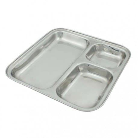 Square Stainless Steel Divider Plate