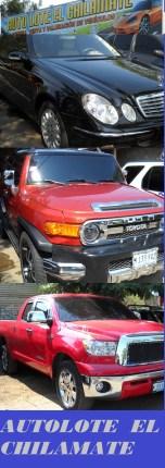AUTOLOTE EL CHILAMATE /COMPRA VENTA CARROS, VEHICULOS, AUTOS EN MANAGUA /  VISITENOS !!  DE CLIC EN LA IMAGEN