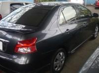 Toyota yaris 2007 NIcaragua (5)