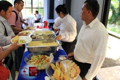 Banquetes en Managua (1)