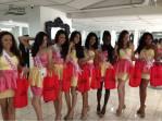 Salon de belleza en Managua, Visita Oficial de las Candidatas a Miss Teen Nicaragua 2013 2 (2)