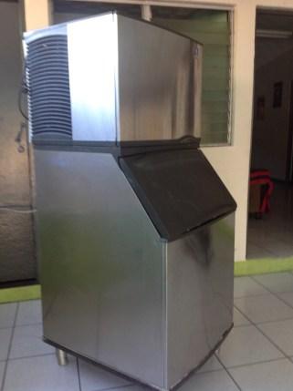 Maquina de Hielo Manitowoc de 460 libras en Managua Nicaragua 4