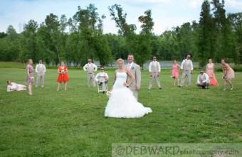 The Wedding Partay