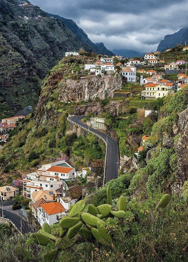 View of Madeira Portugal