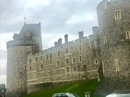 Entrance to Windsor Castle