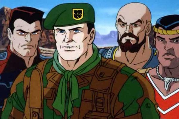 Image result for gi joe characters