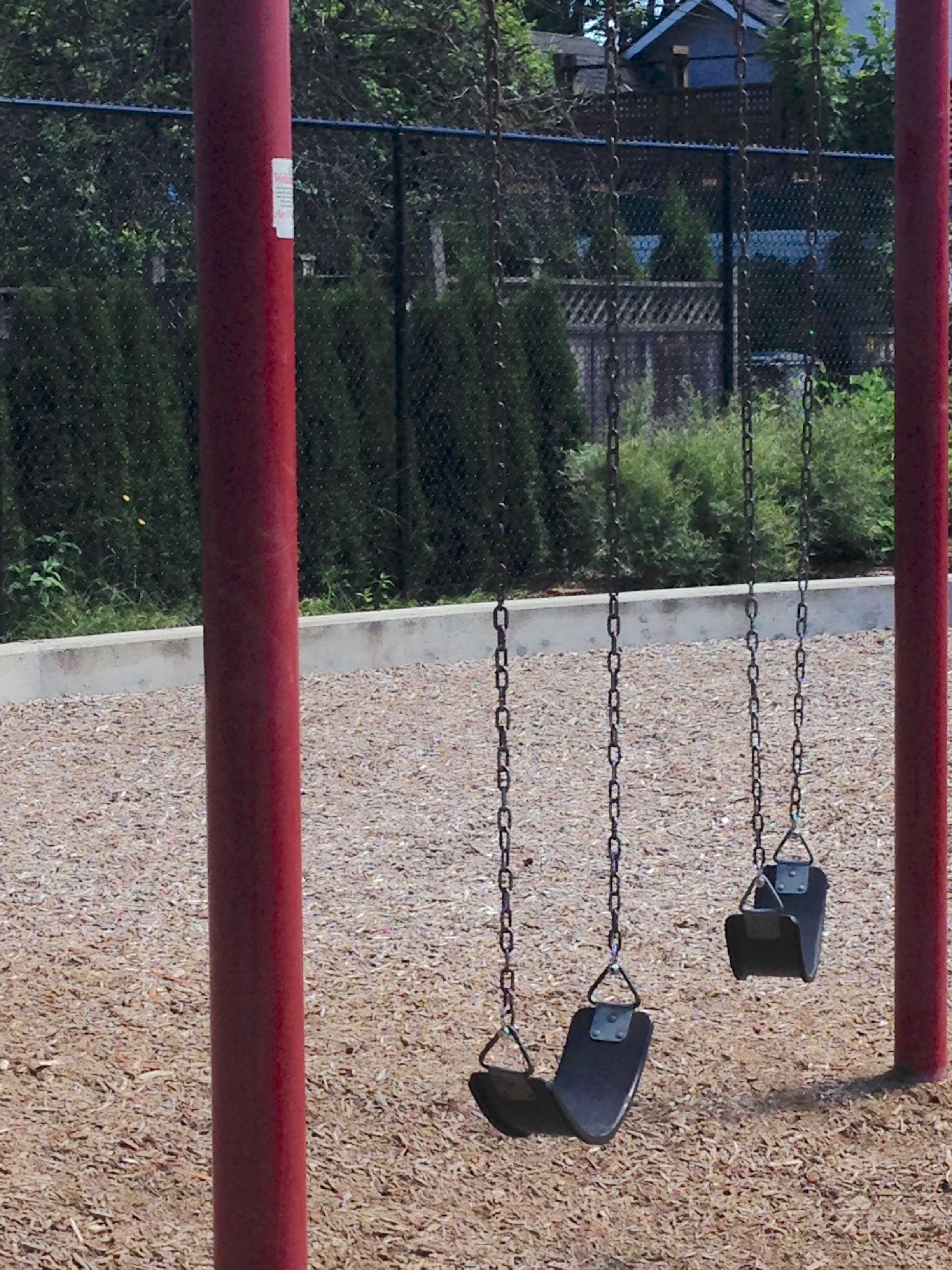 Playground Equipment Motion Forces And Energy